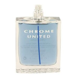 Apa De Toaleta Tester Azzaro Chrome United, Barbati, 100ml