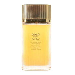 Apa De Parfum Cartier Must De Cartier Gold, Femei, 50ml