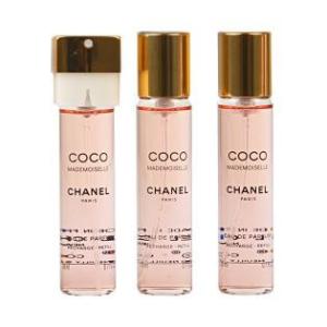 Set Apa De Parfum Chanel Coco Mademoiselle, Femei, 3x20ml