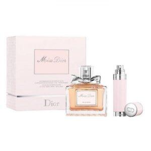 Set Apa De Parfum Christian Dior Miss Dior, Femei, 100ml