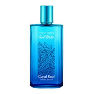 Apa De Toaleta Tester Davidoff Cool Water Coral Reef, Barbati, 125ml