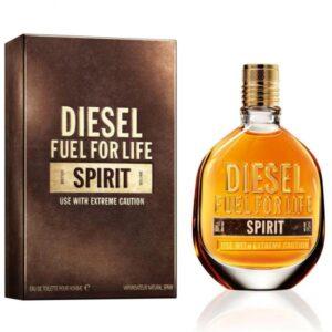Apa De Toaleta Diesel Fuel for Life Spirit, Barbati, 75ml
