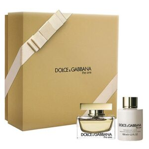 Set Apa De Parfum Dolce & Gabbana The One, Femei, 50ml