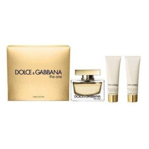 Set Apa De Parfum Dolce & Gabbana The One, Femei, 75ml