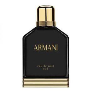 Apa De Parfum Giorgio Armani Eau De Nuit Oud, Barbati, 100ml