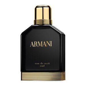 Apa De Parfum Giorgio Armani Eau De Nuit Oud, Barbati, 50ml