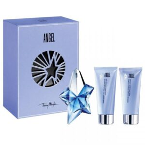 Set Apa De Parfum Thierry Mugler Angel, Femei, 50ml