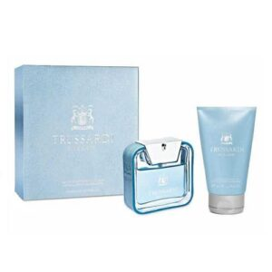Set Apa De Toaleta Trussardi Blue Land , Barbati, 50ml