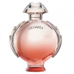 Apa de parfum Paco Rabbane Olympea Aqua 2018, Femei, Tester 80ml