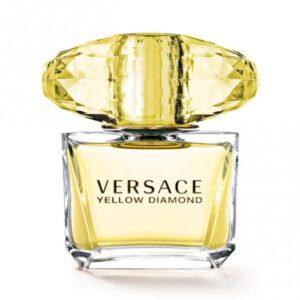 Apa De Toaleta Tester Versace Yellow Diamond, Femei, 90ml
