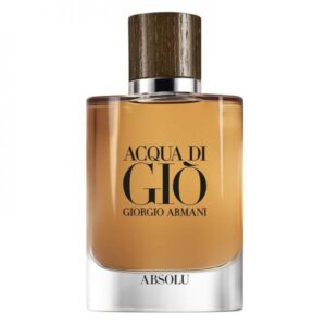 Apa de parfum Giorgio Armani Acqua Di Gio Absolu, Barbati, Tester 75ml