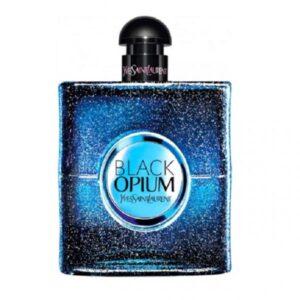 Apa de parfum Yves Saint Laurent Black Opium Intense, Femei, Tester 90ml